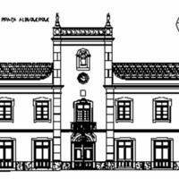 Camara Municipal da Praia, Relatório do Plano Urbanístico do Platô. Arquivos do Antigo Gabinete de Salvaguarda do Plateau, Praia..png