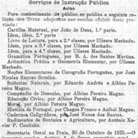 Lista manuais, BO 7Nov1915.jpg