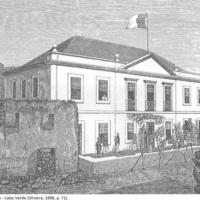Escola de S. Thiago - Cabo Verde, situada na Largo do Guedes (Oliveira, 1998, p. 71)..jpg